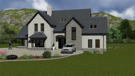 home design ideas free house designs ireland 2 story home deco plans