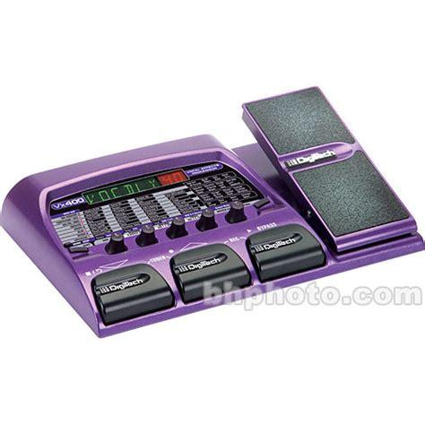 Digitech Vx400 Effect Vocal digitech vx400 vocal processor vx400 b h photo