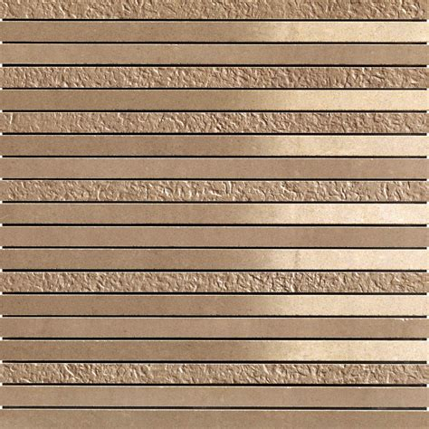 rivestimento listelli legno listelli bronzetto