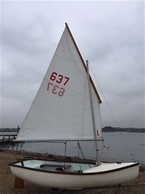avon scow sailing dinghy for sale posot class - Scow Dinghy For Sale