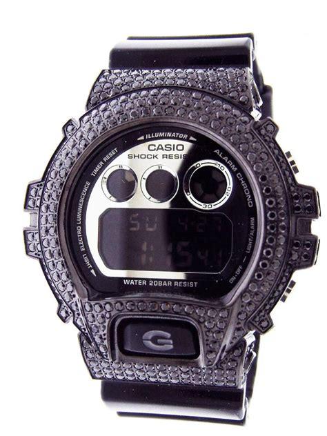 Casio G Shock Dw6900 Black White casio g shock black stainless steel black cz