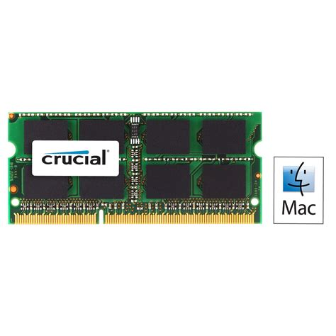 Corsair Memory 8gb Ddr3 1600mhz Pc12800 Ram Sodimm Laptop Value Select crucial for mac so dimm 8 go ddr3 1600 mhz cl11 m 233 moire