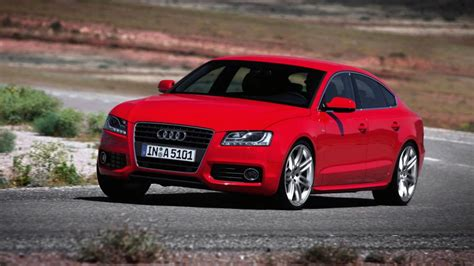 official  audi  sportback unveiled