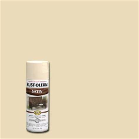 rust oleum stops rust 12 oz protective enamel satin almond spray paint of 6 7758830