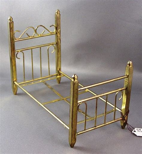 brass bed song vintage twin brass bed 10 96 studebaker miniatures