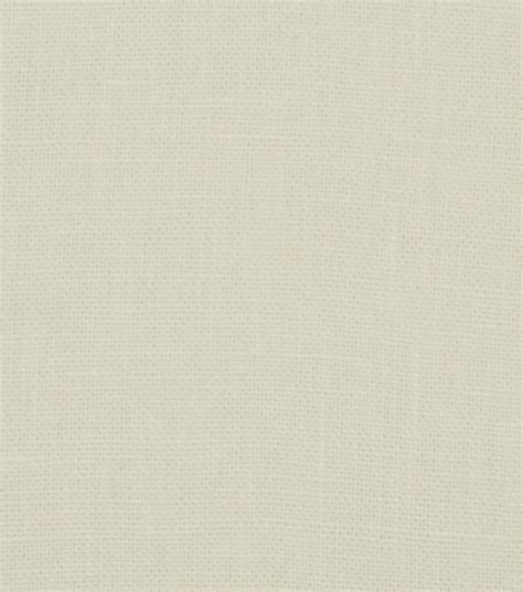 signature home decor home decor solid fabric signature series kilrush ivory