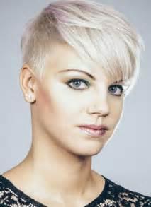 kurzhaarfrisuren damen platinblond kurz frisuren blond top frisuren 2017