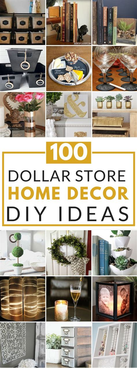 25 best ideas about dollar tree decor on