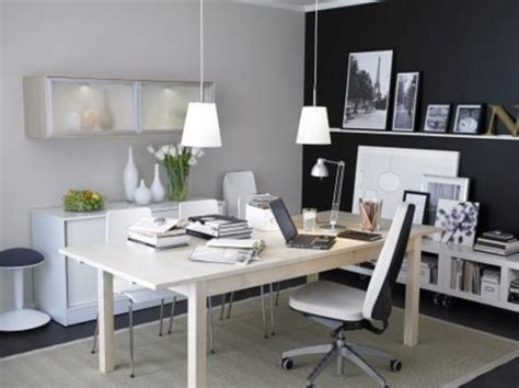 Simple Office Decor | office decor office furniture ideas