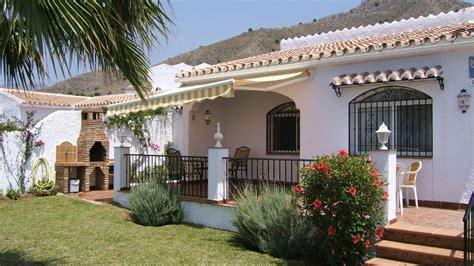 air conditioned luxury detached 4 bedroom villa nerja