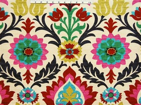 bright floral upholstery fabric bright floral fabric fabrics textiles patterns