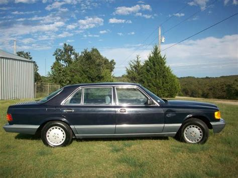 1986 Mercedes 420sel by Buy Used 1986 Mercedes 420sel Base Sedan 4 Door 4 2l