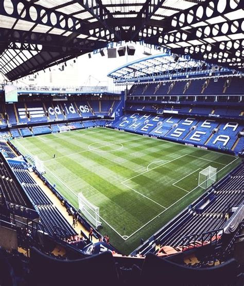 chelsea stadium chelsea fc chelsea and stamford on pinterest
