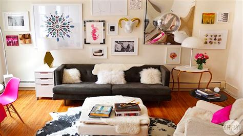 Appartment Decoration by Tiny To Trendy A Style Addict S Guide To Apartment Decor