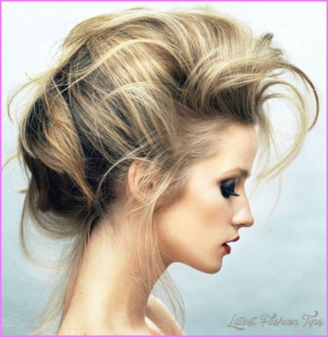 Faux Mohawk Hairstyles by Mohawk Hairstyle For Latestfashiontips