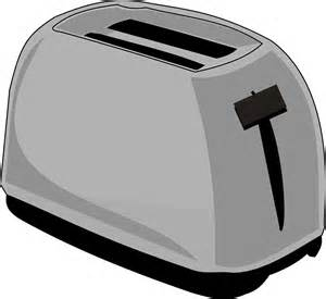 Transparant Toaster Clipart Toaster
