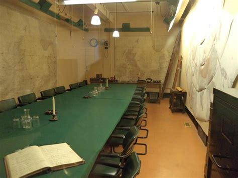 2 For 1 Churchill War Rooms by Conference Room With Wax Figure Picture Of Churchill War