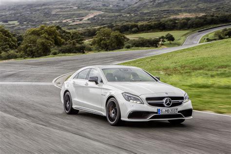 2015 Mercedes Benz CLS Class Review, Ratings, Specs