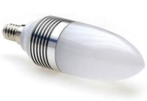 Tiny Led Light Bulbs E14 260 Lumilife Led Small Light Bulb 3 Watt 40w Equivalent Lumilife
