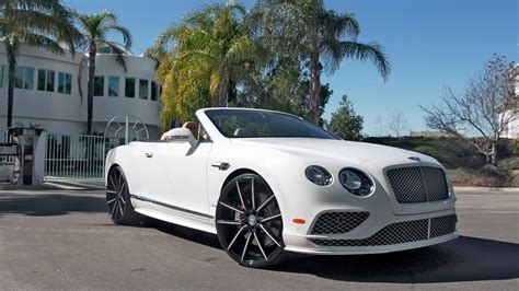 chrome bentley convertible 2016 bentley continental gt speed convertible 24 quot gravity