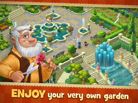 Gardenscapes Area 7 Gardenscapes Android Apps On Play