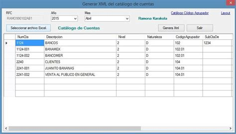 layout xml sat documento sin t 237 tulo