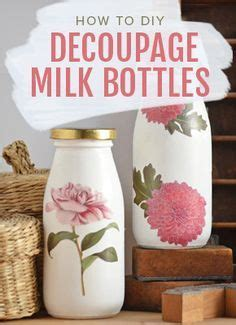 How To Make Decoupage Waterproof - decoupage how to make a waterproof glass