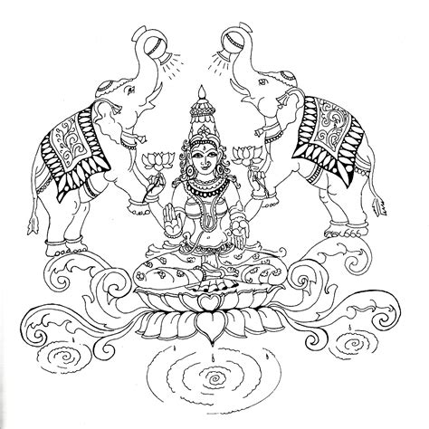 free hindu gods coloring pages