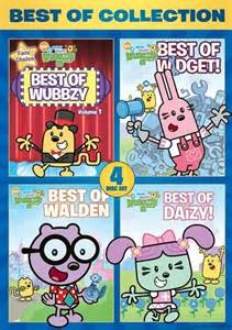 Wow wow wubbzy the best of collection dvd dvd empire