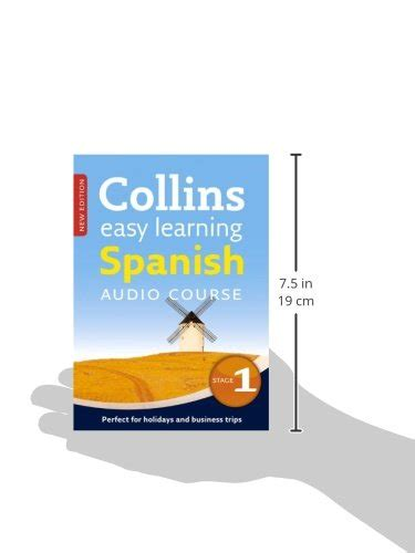 libro easy learning spanish dictionary libro easy learning spanish audio course stage 1 language learning the easy way with collins