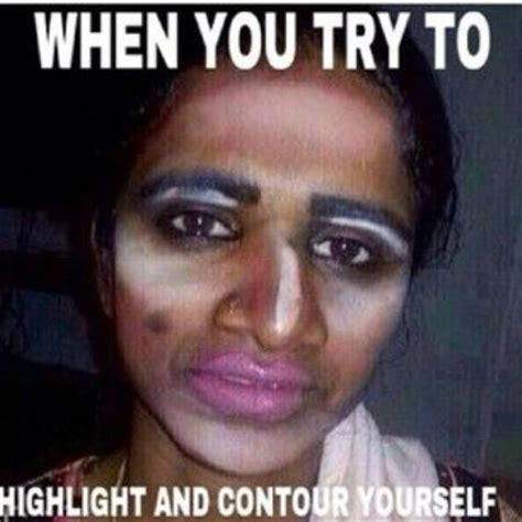 Funny Makeup Memes - highlight makeup funny pictures quotes memes jokes