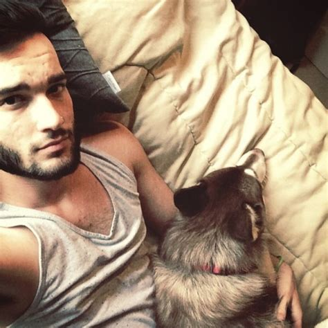 guys with puppies everything you need to to pose like a with a puppy barkpost