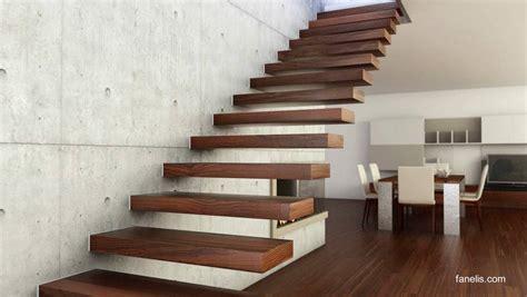 Open Loft House Plans by Instale Una Escalera Flotante Con Escalones Volados