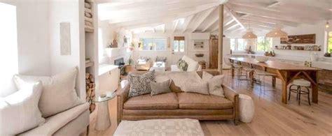 restored  ranch home bright white open concept
