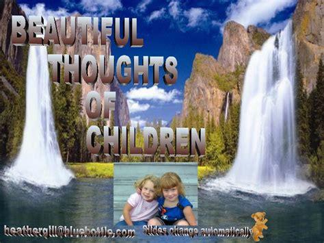 house beautiful change of address beautiful thoughts of children