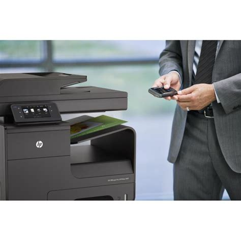 Printer Hp Officejet Pro X576 cn598a officejet pro x576 mfp mobile printing