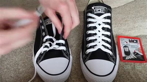 how to bar lace converse high tops how to zipper lace converse youtube