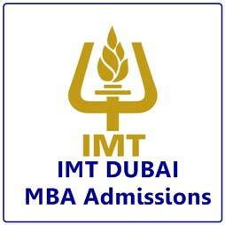 Imt Dubai Mba by Imt Dubai Mba Admission 2018 Placements Selection Fee Here