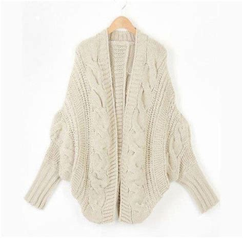 knitting patterns winter sweaters oversized autumn winter knitted cardigan sweater on luulla