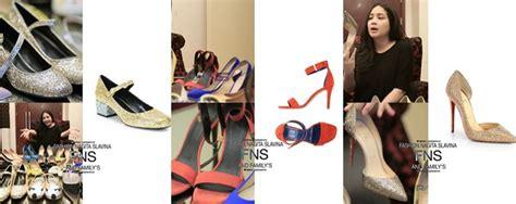 Harga Sepatu Nagita bergaya simple intip foto sepatu dan tas nagita slavina