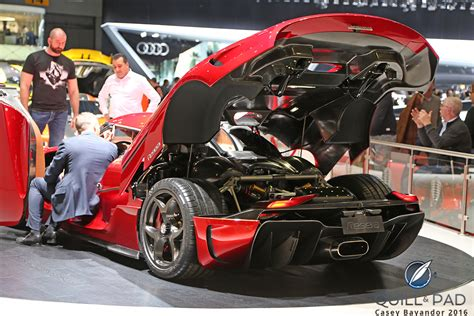 koenigsegg regera engine casey s top 6 supercar picks from the 2016 geneva motor
