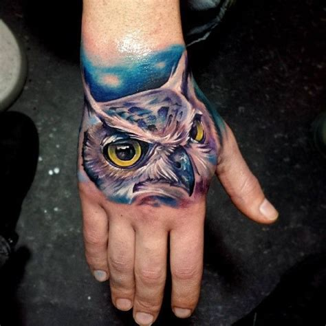 owl hand tattoo 17 best images about d lifestyle tattoos on