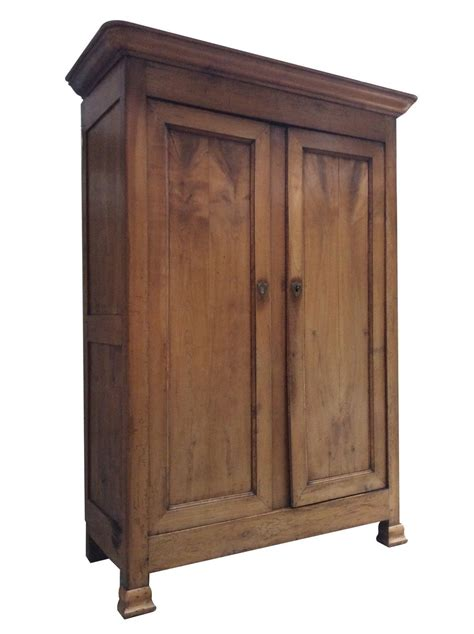 french armoire wardrobe impressive antique french c18th mahogany armoire wardrobe