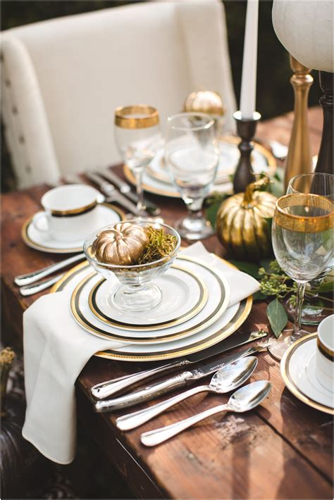 Thanksgiving Table Ideas Thanksgiving Table Setting Ideas And Decorations
