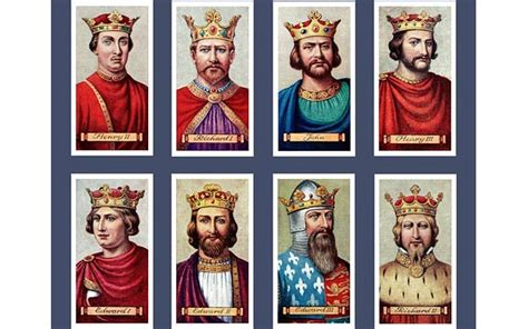 0007213948 the plantagenets the kings who the plantagenets by dan jones review telegraph