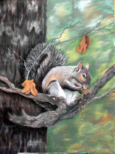 painting animals wildlife paintings