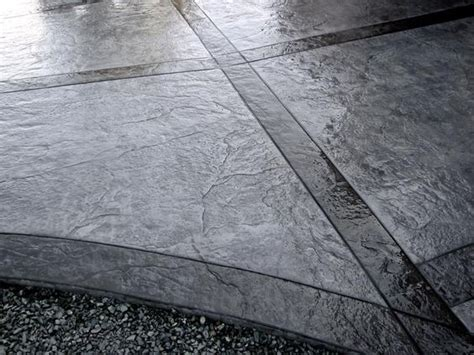 Patio Texture by Sted Texture Concrete Patio Gray With Black Grey