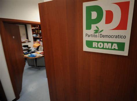 sede la repubblica roma garbatella raid nella sede pd 1 di 6 roma