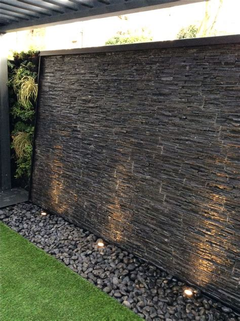 best 25 water walls ideas on