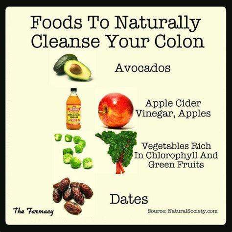 Health Way To Detox Your by Foods To Naturally Cleanse Your Colon Realfarmacy